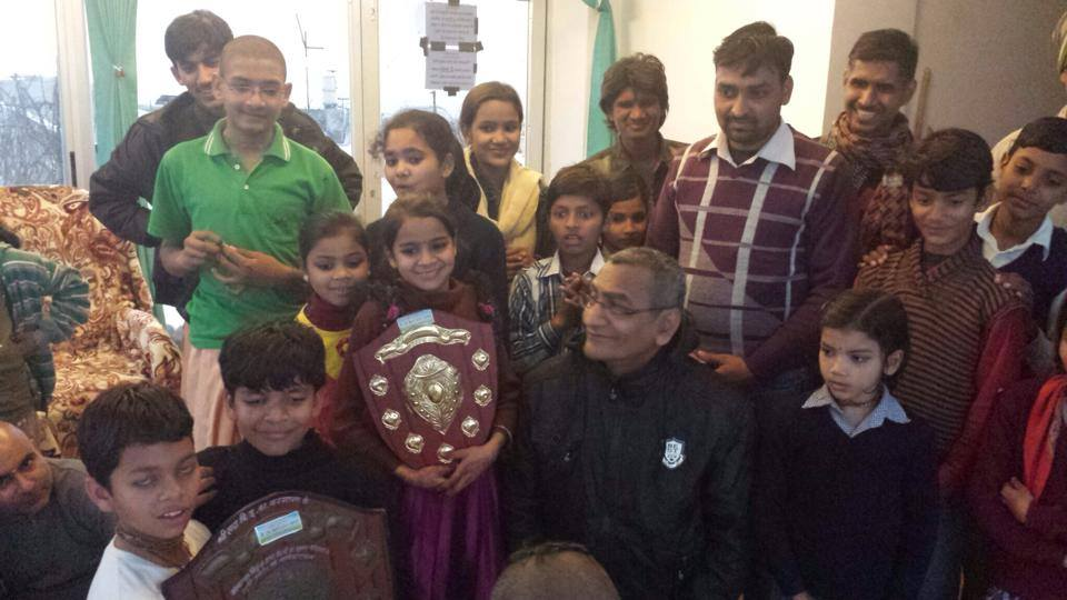 Maan Mandir School Wins All Medals