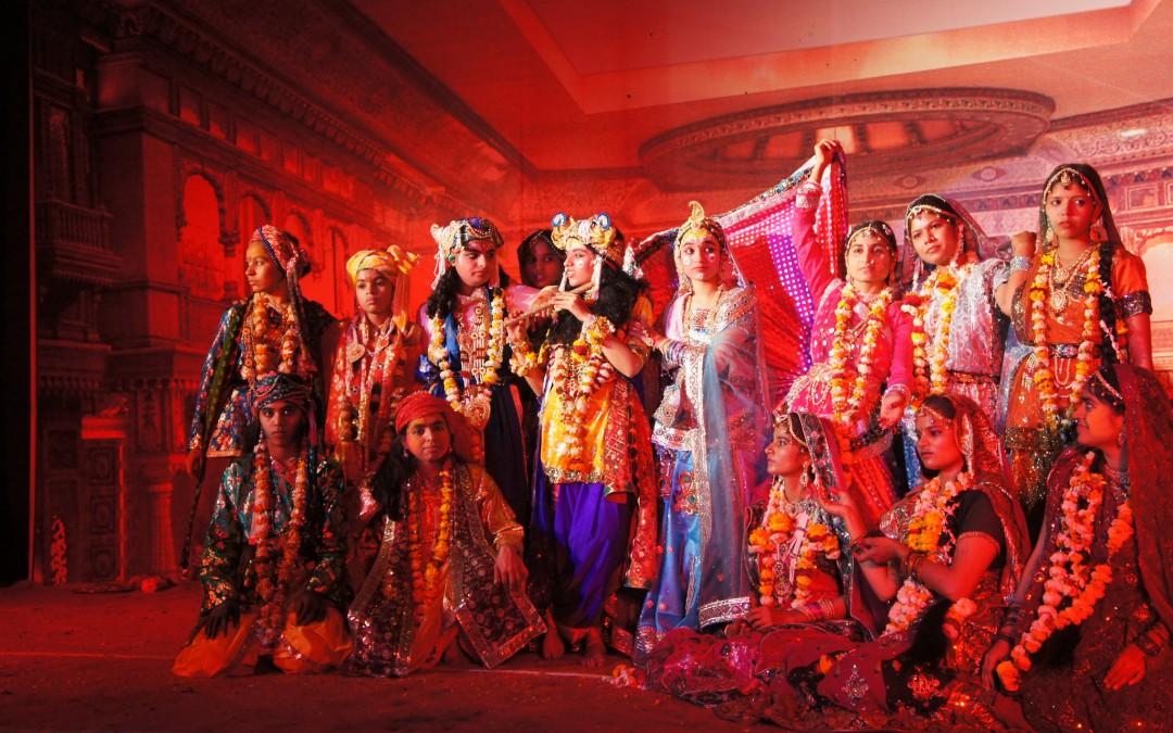 Radha Janam Naatika Sep 01, 2014 – Life Story of Meera Bai