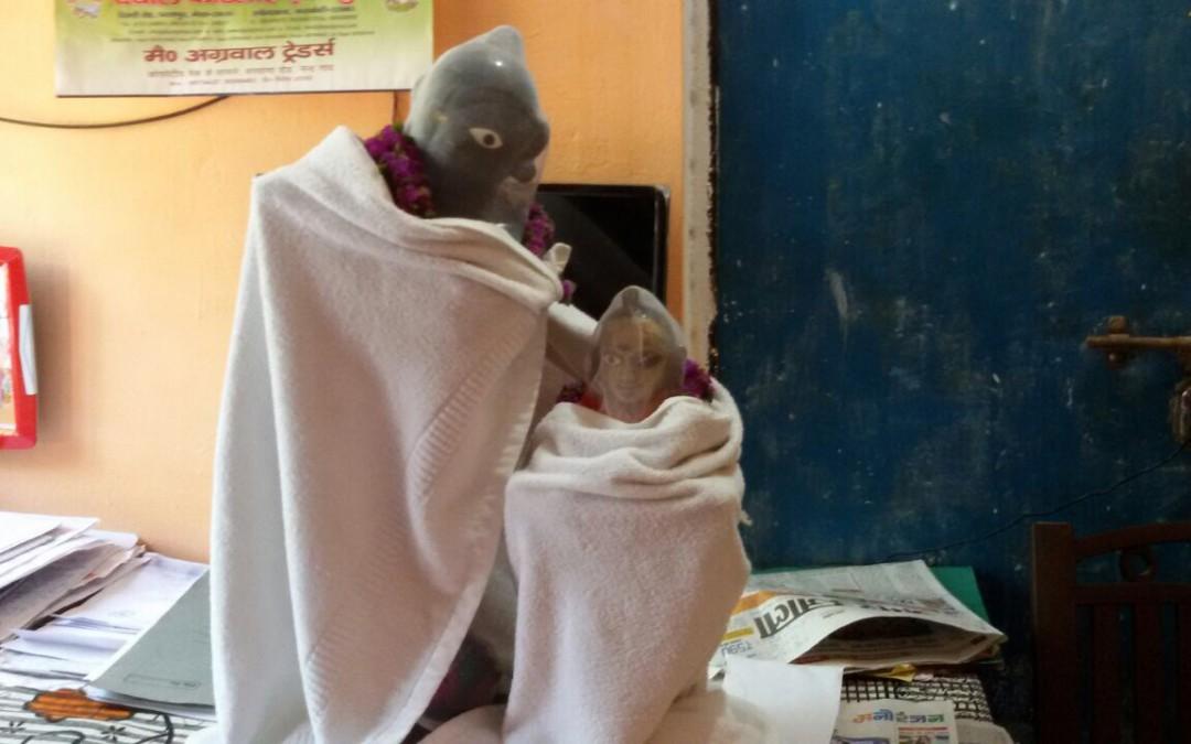 Shri Radha Raman Bihari Lal Of Sanket Van Recovered