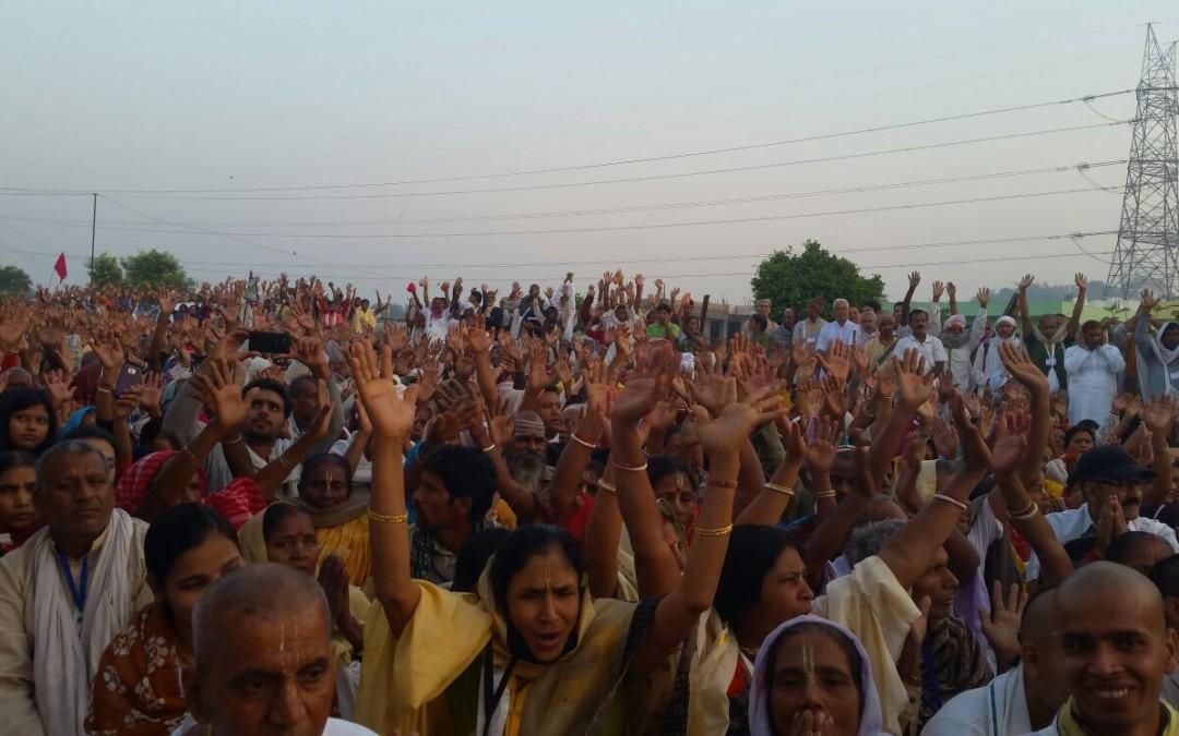 Radha Rani Braj Yatra 2015 begins