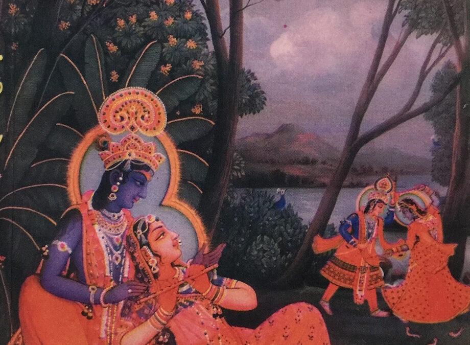 Swar Vanshi Ke Shabda Noopur Ke – Collection of Kirtans (English)