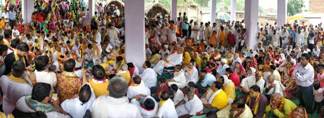 Matuki Leela or Boodi Leela Celebrated at Khor Sankari Barsana